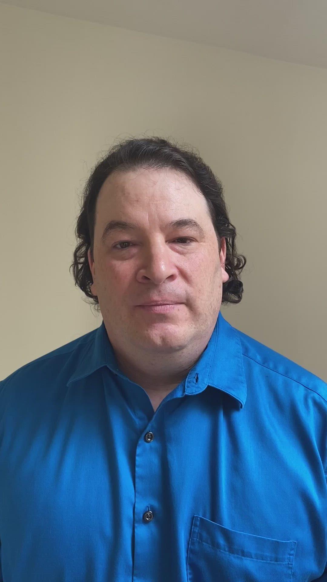 Photo of David Bromberg, Psychologist